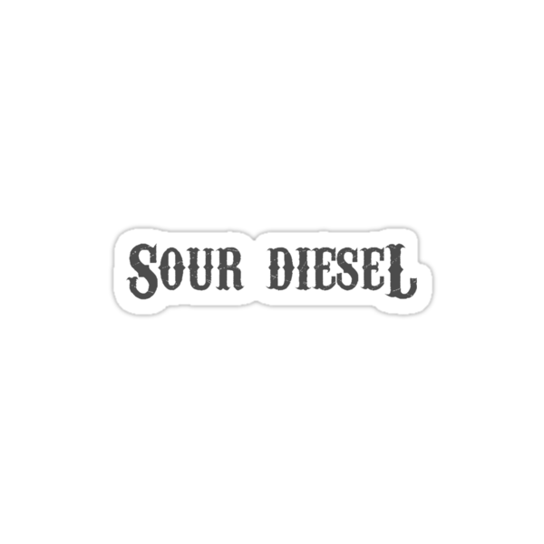 Sour Diesel by YETiDesigns