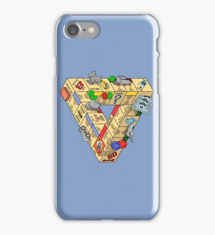 The Impossible Board Game iPhone Case/Skin