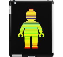 Striped Minifig iPad Case/Skin