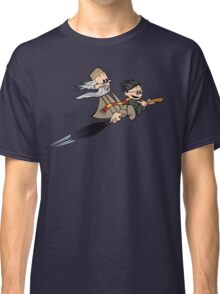 Master and Wizard Classic T-Shirt