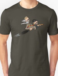 Master and Wizard Unisex T-Shirt