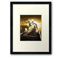 Stairway Framed Print