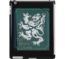 gothic lion iPad Case/Skin