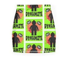 Dynamite Minifigure  Mini Skirt