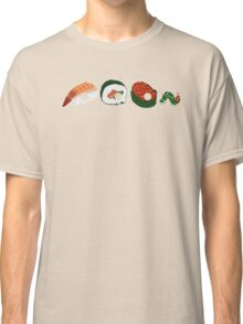 Very Hungry Sushi Classic T-Shirt