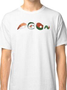 Very Hungry Sushi Classic T-Shirt