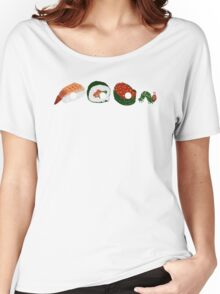 Very Hungry Sushi Women's Relaxed Fit T-Shirt