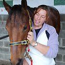 Happy strapper and Kiriasis by Graham Mewburn