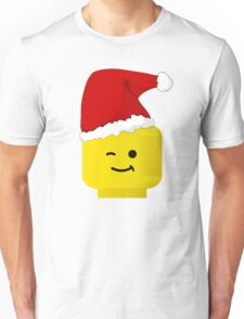 Santa Minifig by Customize My Minifig Unisex T-Shirt