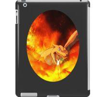 Flaming Charizard iPad Case/Skin