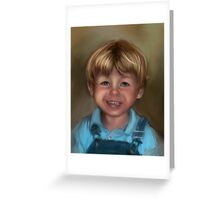 Holden Greeting Card