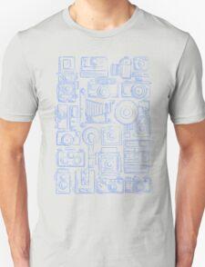 Paparazzi Blue Unisex T-Shirt