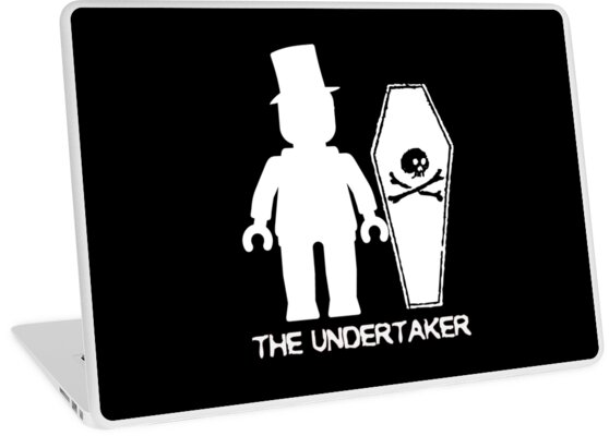 """""""THE UNDERTAKER""""  by Customize My Minifig"""