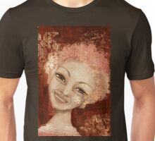 Laughter in her eyes Unisex T-Shirt