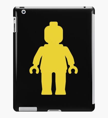 Minifig [Yellow]  iPad Case/Skin