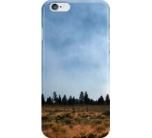Where there is smoke...  iPhone Case/Skin