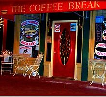 The Coffee Break by teresam