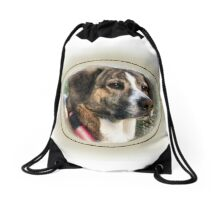 """""""Eleanor""""... prints and products Drawstring Bag"""