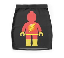 Lightning Minifig Pencil Skirt