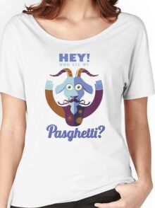Pasghetti Women's Relaxed Fit T-Shirt