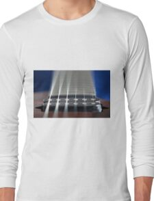 Guitar pickup and neck Long Sleeve T-Shirt