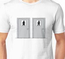 Muslim Restrooms Unisex T-Shirt