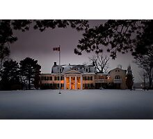 Riverbend Inn Photographic Print