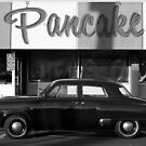 Studebaker Champion at the Pancake Circus by Jason Michaels