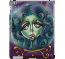 Woman in Crystal Ball  iPad Case/Skin