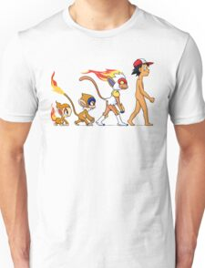 the real evolution Unisex T-Shirt