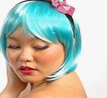 the blue wig by jim painter