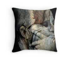 THE FREE THINKER Throw Pillow