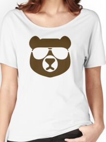 Aviator Bear Women's Relaxed Fit T-Shirt