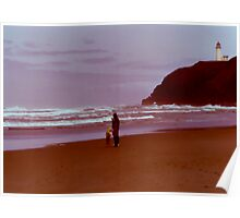 Washington Coast 1976 Poster