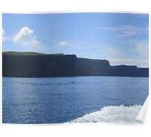 The Cliffs of Insanity :: Harry Potter :: Cliffs of Moher, Ireland Poster