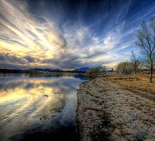 Shoreline to Sunset by Bob Larson