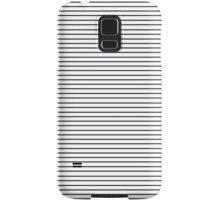 Minimal Stripes Samsung Galaxy Case/Skin