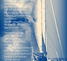 Sailing Life's Seas - A Tribute to Matt Penfold by Rhonda F.  Taylor