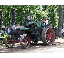 Steam Powerer 4 Photographic Print