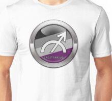 Sagittarius - Asexual Pride  Unisex T-Shirt