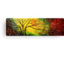 The Tree Cosmos Canvas Print