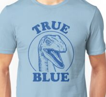 True Blue Raptor Unisex T-Shirt