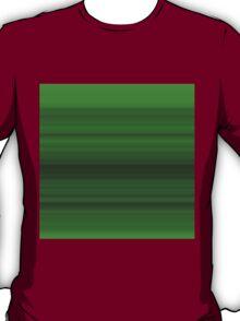 Deep Green Stripes T-Shirt