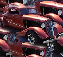 Dreaming Coupes by Greg Lester
