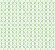Noughts & Crosses - Spring Green by ifourdezign