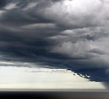storm cell by jagphoto