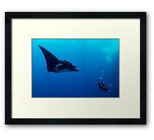 Photographers Dream Framed Print