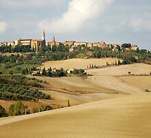 Tuscany Sunshine by HappyMoonlight