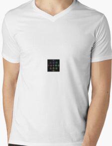 The Four Elements Mens V-Neck T-Shirt