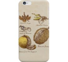 Clockwork Fruit iPhone Case/Skin